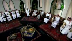 ليالي الفرح -عثمان العباس وانس عبد الواسع - تقديم وائل رفيق