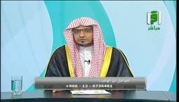 باب خاص لا تدخله إلا أمة محمد -الشيخ صالح المغامسي