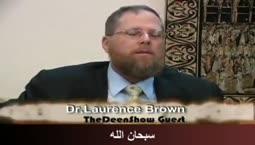 أعجوبة جعلت أشهر طبيب بأمريكا يتحول من الإلحاد إلى الإسلام Dr