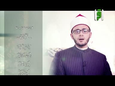 قراءات لكتاب الله - تنزيل القرآن ليلة القدر    - مصعب عرفات