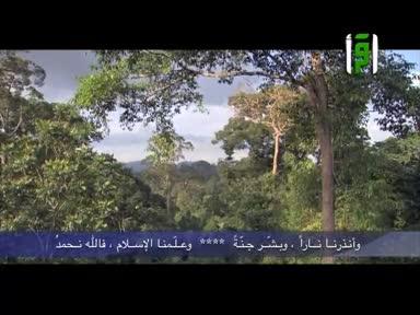 أشعار عبد الرحمن العشماوي - قصيدة حسان ثابت في رثاء النبي