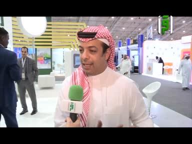 تقارير من ارض السعودية -معرض التمويل والتقسيط