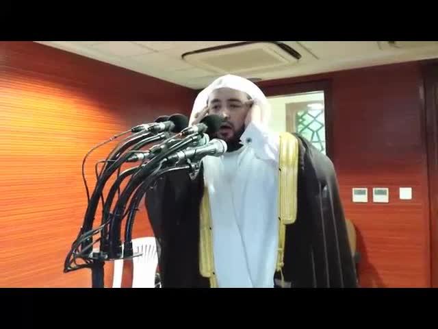 أحمد خوجة مؤذن الحرم المكي