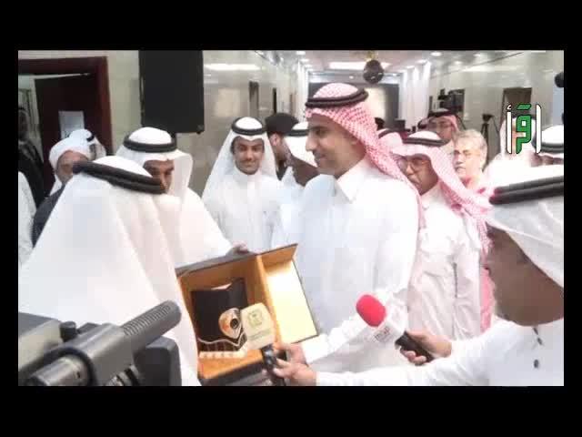 تقارير من ارض السعودية - مركز الخياط لغسيل الكلى 2017