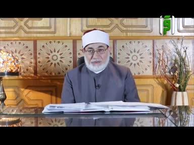 اشراقات في ايات - ح 45 - الخير ان يعظم حلمك ويكثر عملك - احمد المعصراوي