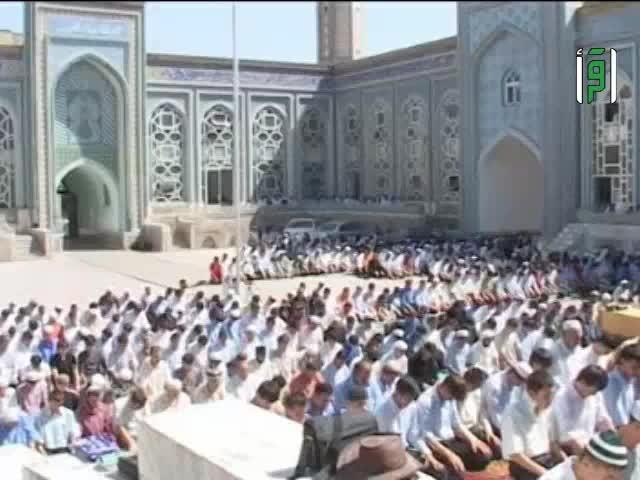 رمضان حول العالم - طاجكستان- طشقند