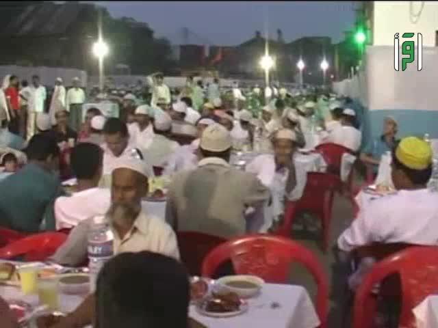 رمضان حول العالم -الهند - كالكوتا