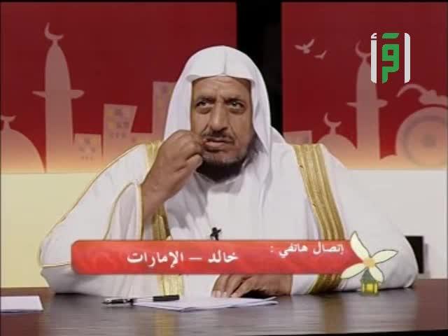 المصلح يتسوك في نهار رمضان