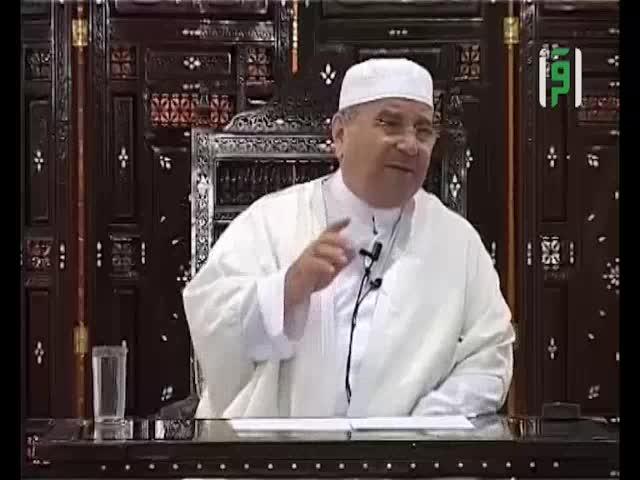 لا تطمع أن يكون إبنك صادقا نصيحة من الدكتور محمد راتب النابلسي