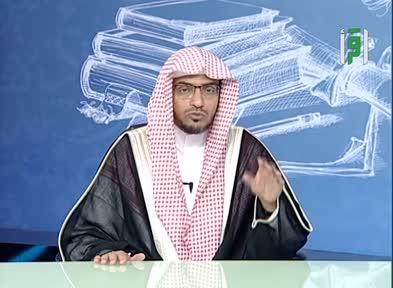مشارق الأنوار - الشيخ صالح المغامسي - ح 14 -  محمد بن يزيد  ( ابن المبرد
