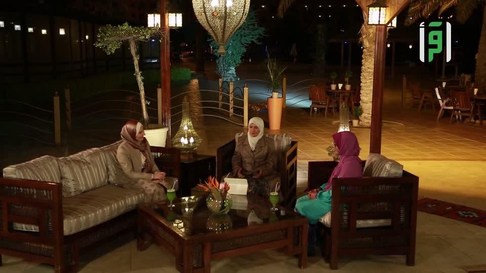 ولي دين الجزء الثاني - تعدد الزوجات -ح4 - الدكتورة رفيدة حبش