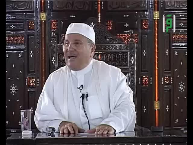 إبني يقودني لجنون النصيحة - الدكتور محمد راتب النابلسي
