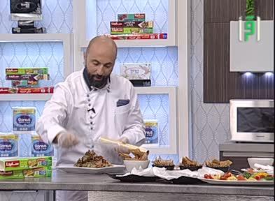 مطبخك - الحلقة10 -ساموزا الربيان والسمسم  - الشيف شادي زيتوني