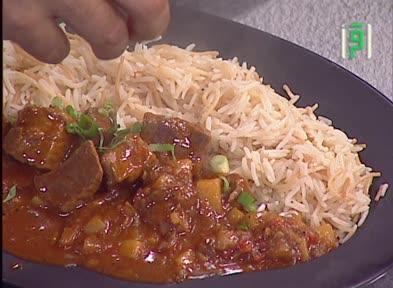 مطبخك - الحلقة 17 -غولاش اللحمة مع الفلفل والأرز بالشعيرية- الشيف شادي زيتوني