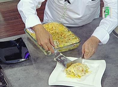 مطبخك - الحلقة 14 -باف التريماسيو مع الشوكلاته - الشيف شادي زيتوني