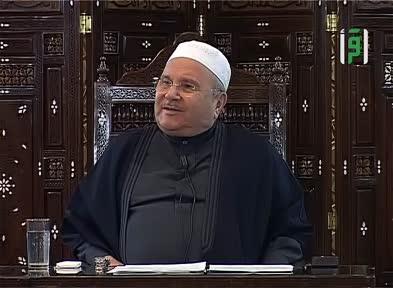 تربية الأبناء - الحلقة 20-  الربط بالقضايا الدعوية- الدكتور محمد راتب النابلسي