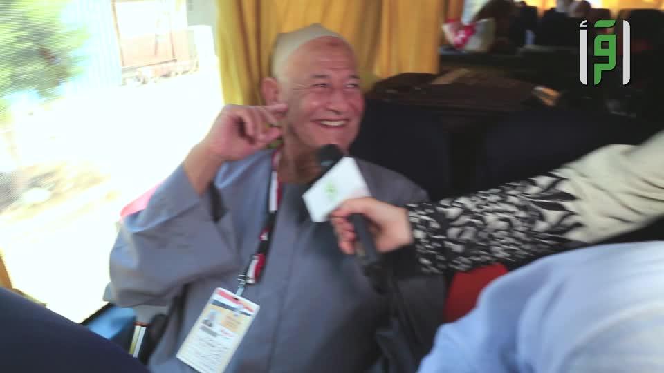 بلاد  الكنانة - الحلقة 2- رحلة حجيج مصر برا