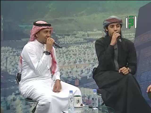 هلت ليالي - إنشاد عبدالله المحضار والمنشد هشام الملحاني بمصاحبة فرقة رويال