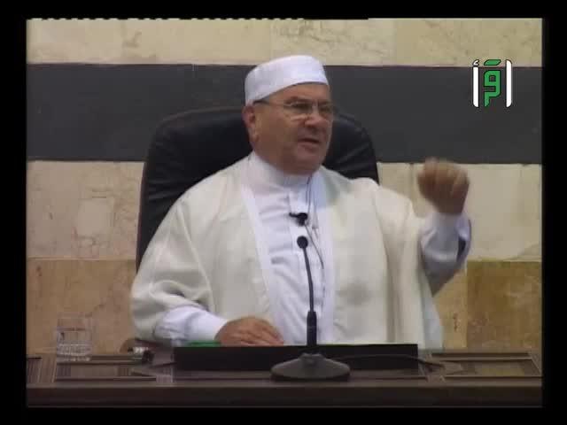 كيف تنشأ الطمأنينة - الدكتور محمد راتب النابلسي