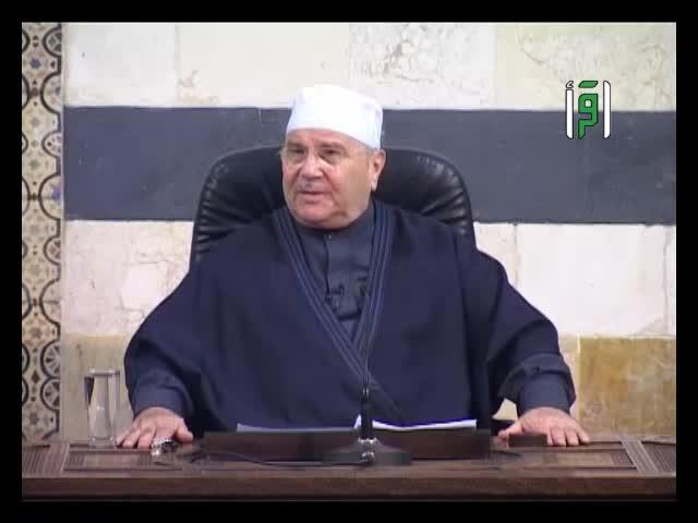واجب عيني على كل مسلم  تعرف عليه مع الدكتور محمد  راتب النابلسي