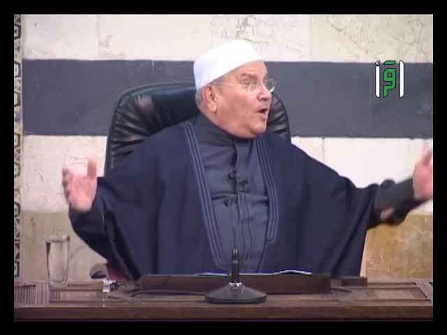 الإسلام في كلمتين  - الدكتور محمد راتب النابلسي
