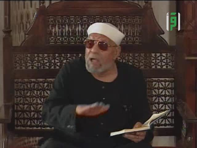 تفسير آية محمد رسول الله