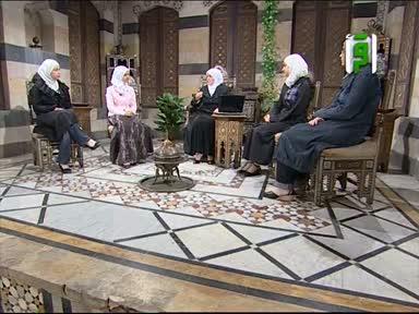 ايام مع الحبيب -ح8-تعنت قريش- الدكتوره رفيدة حبش