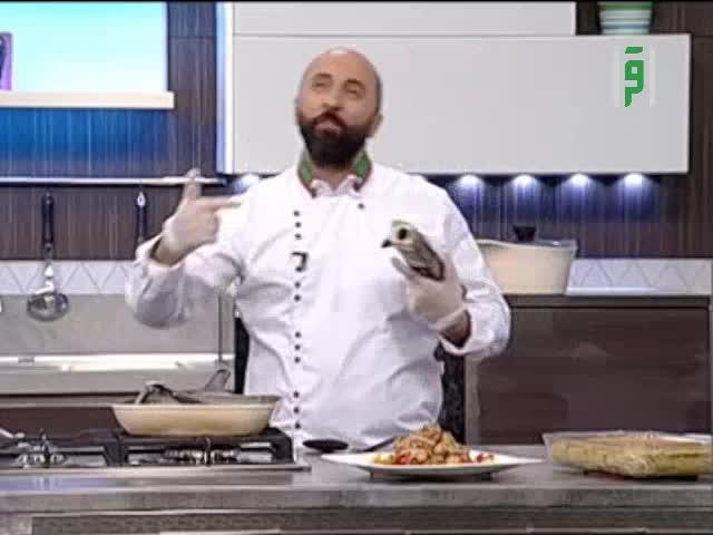 مطبخك - ح38 - طاووق بنقعة الفول السوداني - شادي زيتوني