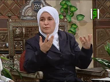 ايام مع الحبيب ح22-السنة السادسة للهجرة- الدكتوره رفيدة حبش
