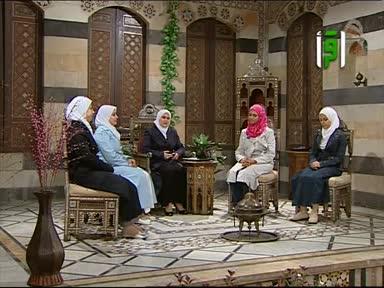 ايام مع الحبيب - ح 34- السنة الثامنة للهجرة - الدكتورة رفيدة حبش