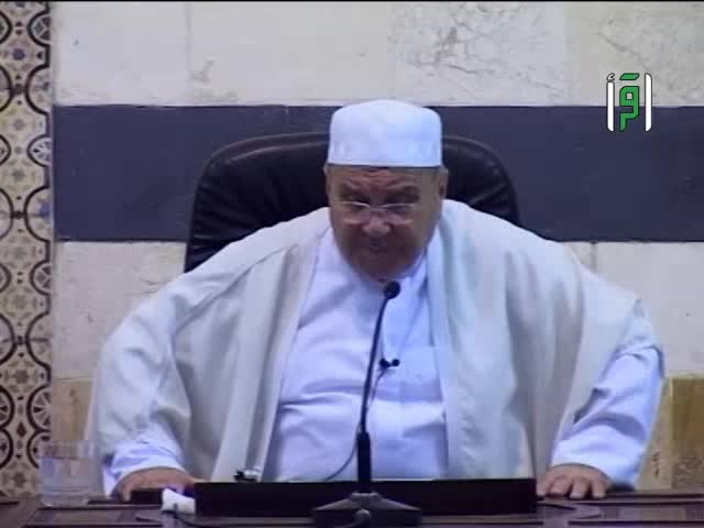 تحريم لحم الخنزير في الشرائع السماوية - الدكتور محمد راتب النابلسي
