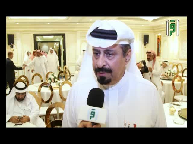 تقارير من أرض السعودية- حفل تكريم رئيس تحرير صحيفة البلاد