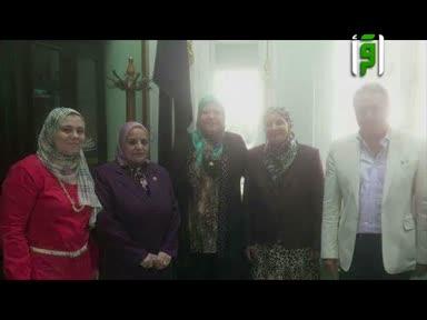 تقاير بلاد الكنانة - أول طبيبة صماء