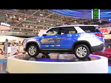 تقارير من أرض السعودية  - سيارات الدفع الرباعي - تقرير سعيد حنتوش