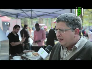 تقارير بلاد الكنانة  -مهرجان الأكل المصري