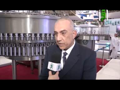 تقارير من ارض السعودية-ح17-المعرض السعودي للبلاستيك والصناعات البتروكيماوية 2018