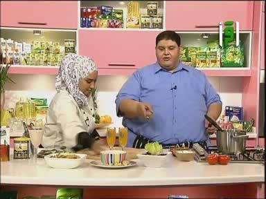 مطبخك 2011-ح17-مكرونة بلونيز-شوربة الفطر بالشوفان-موس فواكة