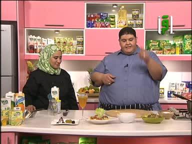 مطبخك 2011 - ح 19 - فاصوليا بيضاء - تشيزكيك - شوربة الشوفان مع اللحم