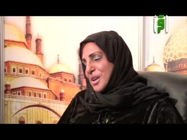 كاتب وكتاب ج1-ح8-سامية بنت ناصر الصايغ -صاحبة المجموعة القصصية إمرأة لاتعرف الهزيمة