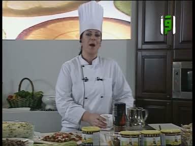 مطبخك 2006-ح10-باستا بنكهة السبانخ -قوانص دجاج