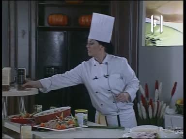 مطبخك 2006-ح11-أرضي شوكي محشي باللحمة والشوفان +رز بالحمص