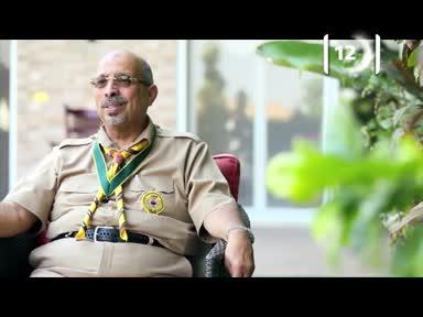الكشاف المسلم-ح25-القيادة -الريادة-تقديم زهير حسين