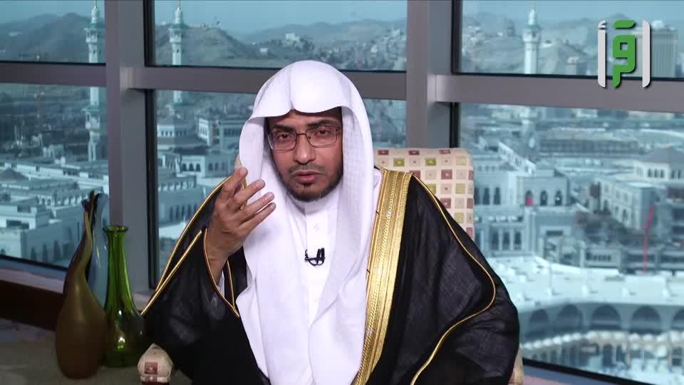 الفرائد المكية - الحلقة 2- دعاء الخليل - الشيخ صالح المغامسي