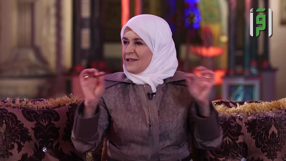 واسجد واقترب- الحلقة 5 - سجدة الرعد- تقديم الدكتورة رفيدة حبش