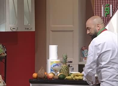 مطبخك -الحلقة 10 - عجينة السبنج رولز - الشيف شادي زيتوني