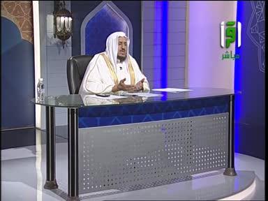 فتاوى رمضانية - الحلقة 7 - 1439 هجري- الشيخ عبد الله المصلح