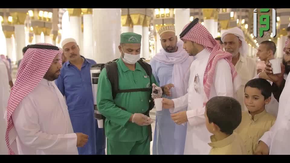 أسس على التقوى - الحلقة 7 - إدارة سقيا الماء في المسجد النبوي الشريف
