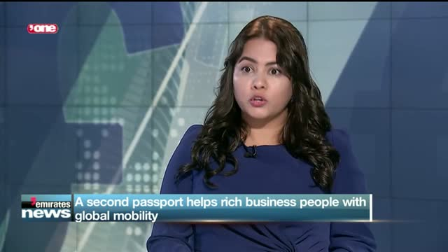 News Reports: A second passport helps rich business people with global mobility
