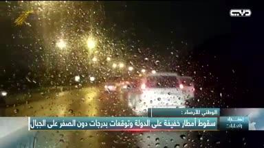 أخبار الإمارات – الوطني للأرصاد: سقوط أمطار خفيفة على الدولة وتوقعات بدرجات دون الصفر على الجبال