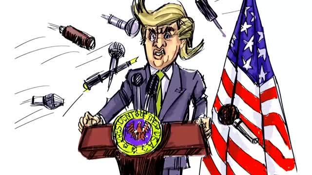 قابل للنقاش: ترامب والإعلام .. حربٌ في انتظار خاسر